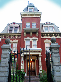 Haunted Historic Victorian House